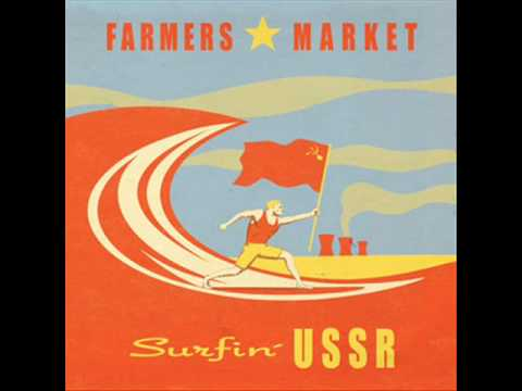 Farmers Market - Red Square Dance