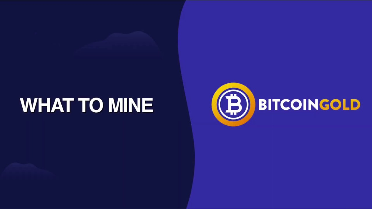Bitcoin Gold Tutorial How To Use What To Mine Youtube Following are some of the mining calculators that are not as popular as whattomine. youtube