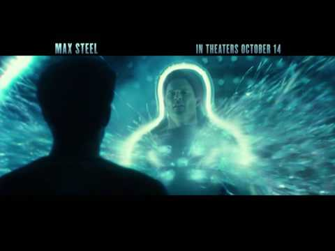 """MAX STEEL - """"Discover"""" TV Spot Extended - In Theaters October 14th"""