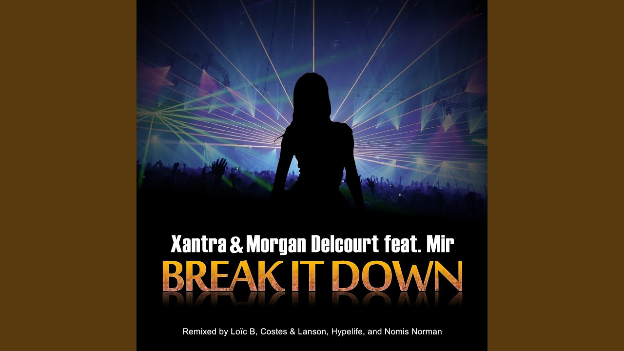 Break It Down (Loic B Remix) (feat  Mir)