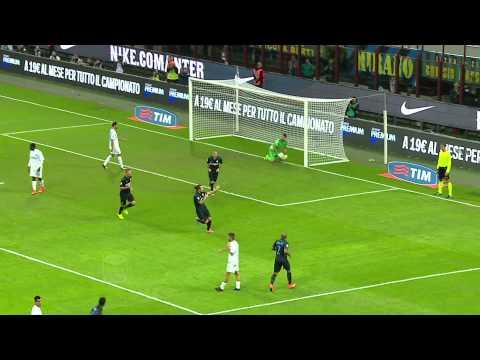 Inter - Atalanta 2-0 - Highlights - Giornata 04 - Serie A TIM 2014/15