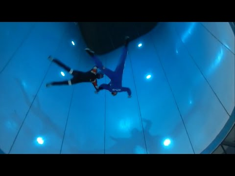 The iFLY High Experience - Indoor Skydiving