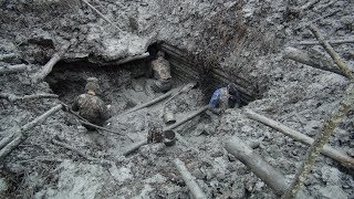 🔴 WW2 metal detecting German Dugout Online