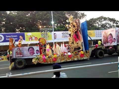 Durga Puja Carnival 2018 I Red Road Kolkata I Sreebhumi Sporting Club