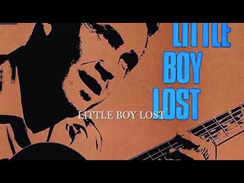 LITTLE BOY LOST  ( Johnny Ashcroft )  ( My Cover )