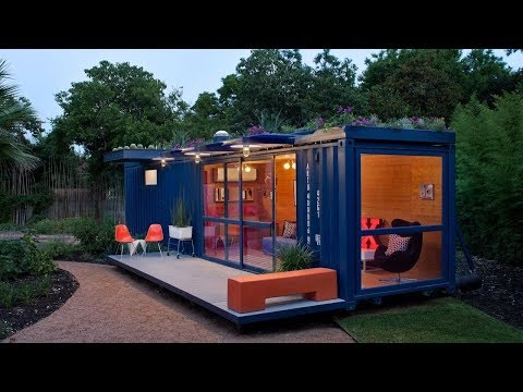 How To Build A Shipping Container Home 10 Amazing Shipping Container Homes Around The World Youtube