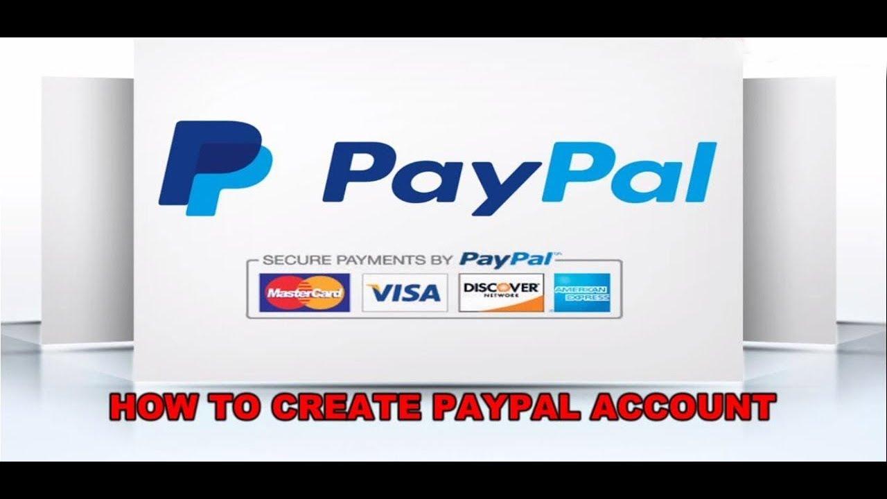 Create Pay Pal