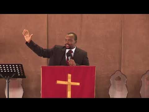 Pastor Khethelo Mazibuko // First Service