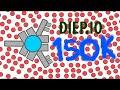 Diep.io ไทย วิธีเล่นให้ได้ที่ 1 score 150,000 | อันดับ1EP.1 | สายรัวๆ