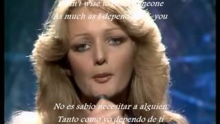 Bonnie tyler - It´s a heartache Traducida y subtitulada