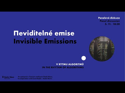 Inspiration Forum: Invisible Emissions
