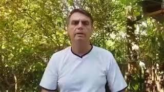 Bolsonaro fala sobre o Bolsa família no Nordeste