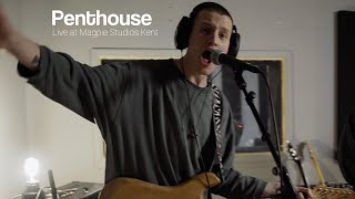 Penthouse - S.E.X - Live in Session at Magpie Studios Kent