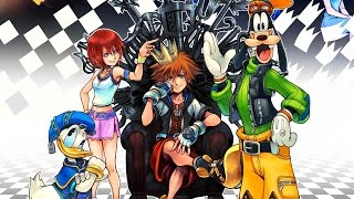 CGR Undertow - KINGDOM HEARTS HD 1.5 REMIX review for PlayStation 3