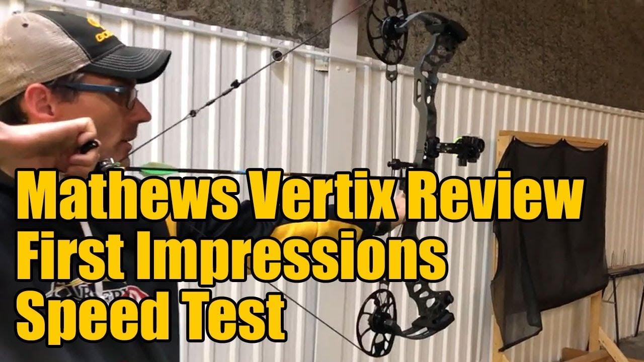 Mathews Vertix Review