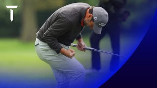 Richard Bland wins first Tour event at age of 48 | Round 4 Highlights | 2021 Betfred British Masters