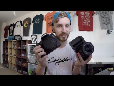 A photo says a million words - My new Canon 80D