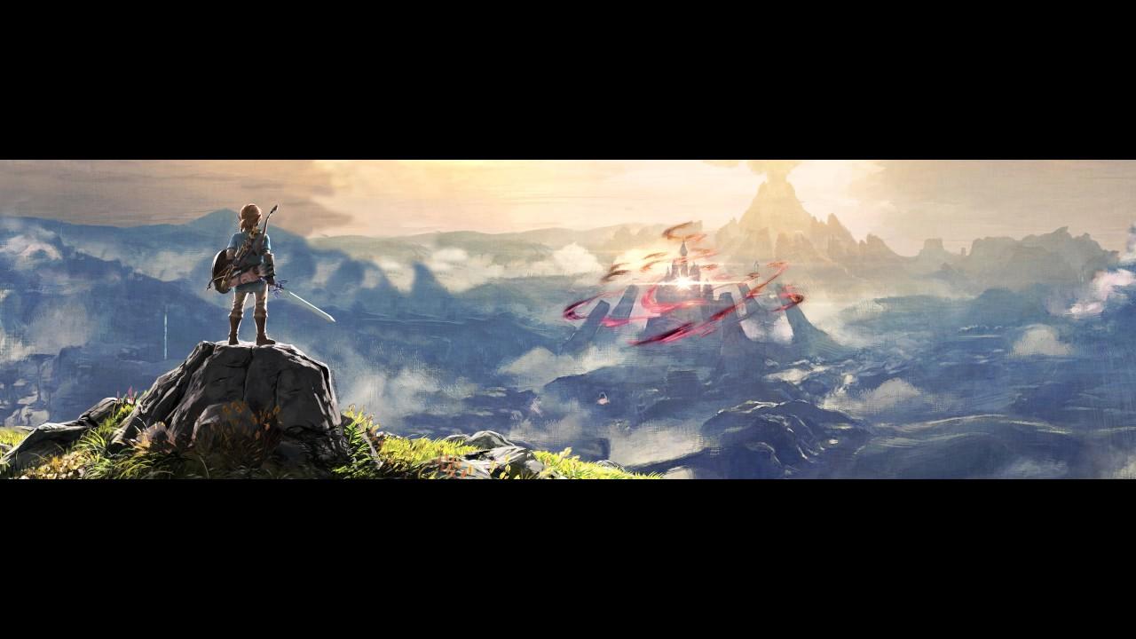 Fond D Ecran Anime Zelda Breath Of The Wild Nintendo Switch Youtube
