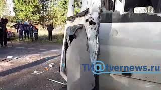 В Тверской области в ДТП погибли 13 человек