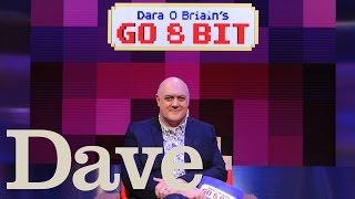 Dara O Briain's Go 8 Bit Trailer Starts 5th September On Dave