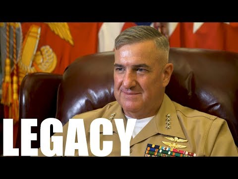 Words of Wisdom | ACMC Gen. Glenn M. Walters Retirement