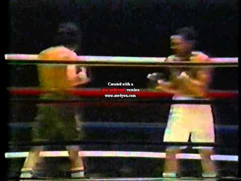 Tyrone Everett KO8 Cornelio Vega