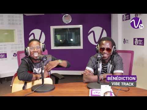 Le groupe Zouglou Bénédiction sur Vibe Radio Côte d'Ivoire