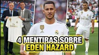 DESMONTANDO las 4 MENTIRAS sobre Hazard que cuenta el Madridismo - Presentación de Hazard