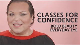 Sephora Stands Classes for Confidence: Bold Beauty Eye Tutorial | Sephora