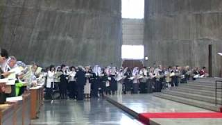 005 Introit - Da pacem  Solemn Pontifical Mass in Gregorian Chant