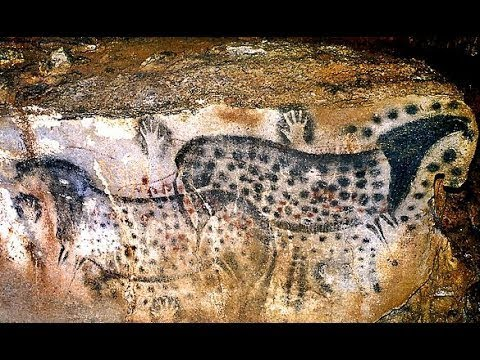French Experts Are Wrong! Ancient Perch Merle Cave Drawings Decoded By Gerone Wright