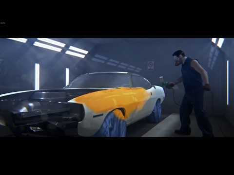 Mechanic Simulator 2018 Ep#2 A car with timing problems a bigger project
