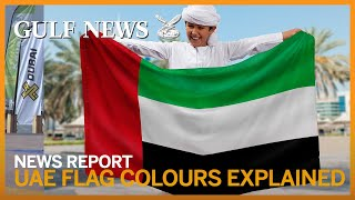 UAE Flag Day: What do the colours of the flag mean?