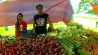 Philippine Farmers Market Fresh Fruit And Vegetables In The Philippines Arabbi Jew Barker Production