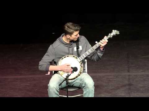 Spencer Hatcher - Limehouse Blues (5th Place Banjo)