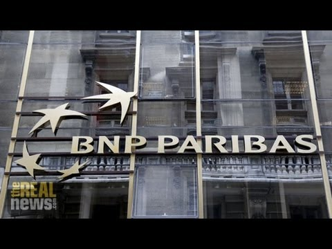 BNP Paribas Fine Shows Financial Crime Still Pays Big Time