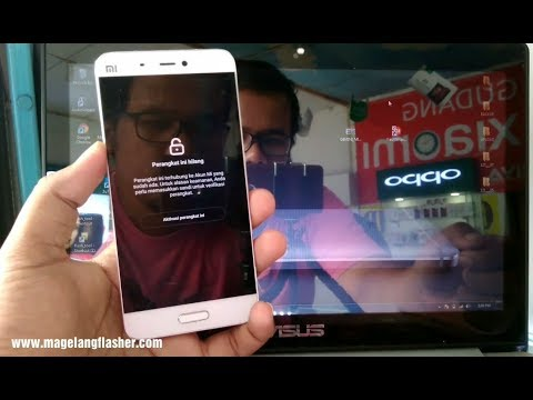 Cara Bypass Mi Account Xiaomi MI5, Bypass Micloud MI 5 (Gemini)