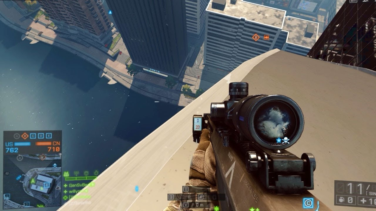 BATTLEFIELD 4 MULTIPLAYER Beta -