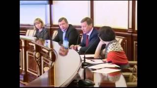Заседание комиссии по защите прав дольщиков