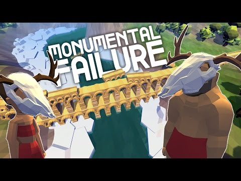 BREAKING STONEHENGE! - Monumental Failure Gameplay Part 1