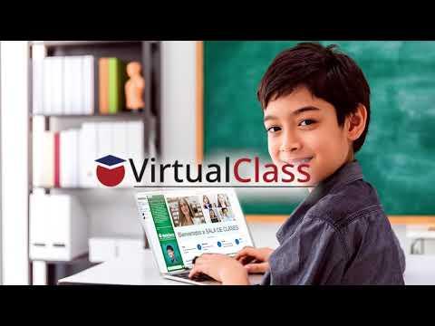 Cómo grabar en VirtualClass