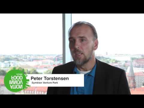European Food Venture Forum 2016 - Interview with Peter Torstensen, Symbion