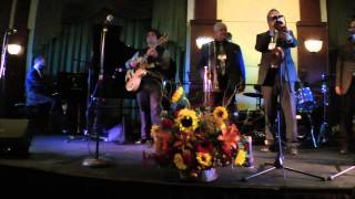 """SAVOY BLUES"": DUKE HEITGER AND FRIENDS (Allegheny Jazz Party 2014)"