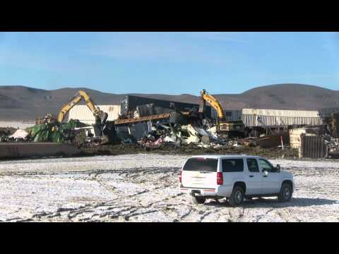 Part 1: Union Pacific Derailment: Parran, Nevada