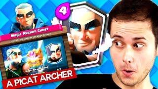 Au picat 2x Magic Archer din chest Wow