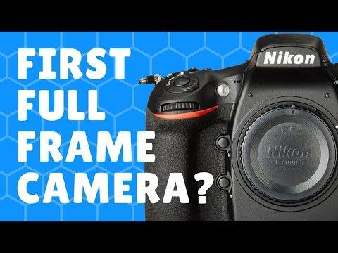 1st Full Frame Camera Question?