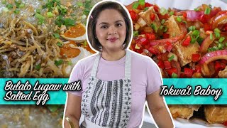 [Judy Ann's Kitchen 16] Ep 5: Bulalo Lugaw with Salted Egg and Tokwa't Baboy