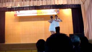SEKSS Latin Dance Performance