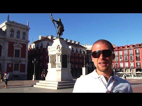 Plaza Mayor - Valladolid, Spain
