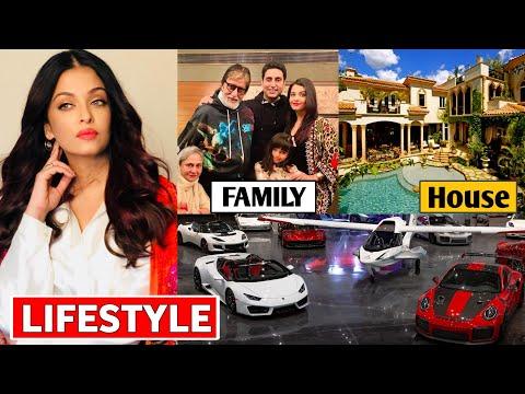 Aishwarya Rai Bachchan Lifestyle 2020, Income, House, Cars, Family, Biography & Net Worth
